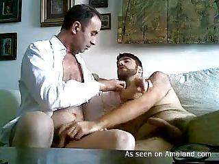 Домашнее гей порно видео