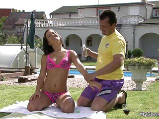 Порно со зрелыми азиатками
